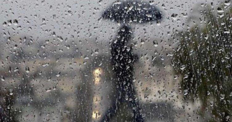 Meteoroloji'den sağanak yağış uyarısı! Bugün hava durumu nasıl olacak? 11 Ekim 2018 hava durumu