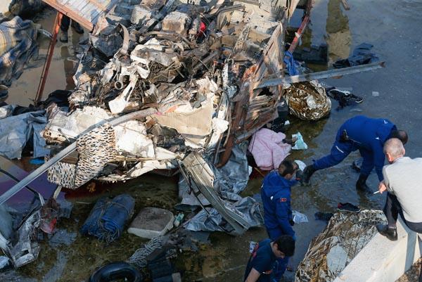 İzmir'deki kazadan korkunç gerçekleri görgü tanığı anlattı!