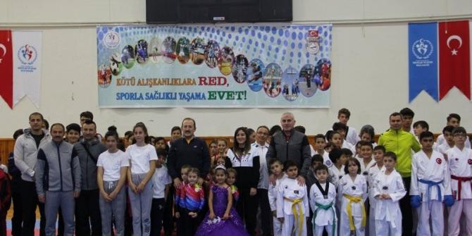 Bayburt'ta Amatör Spor Haftası etkinlikleri