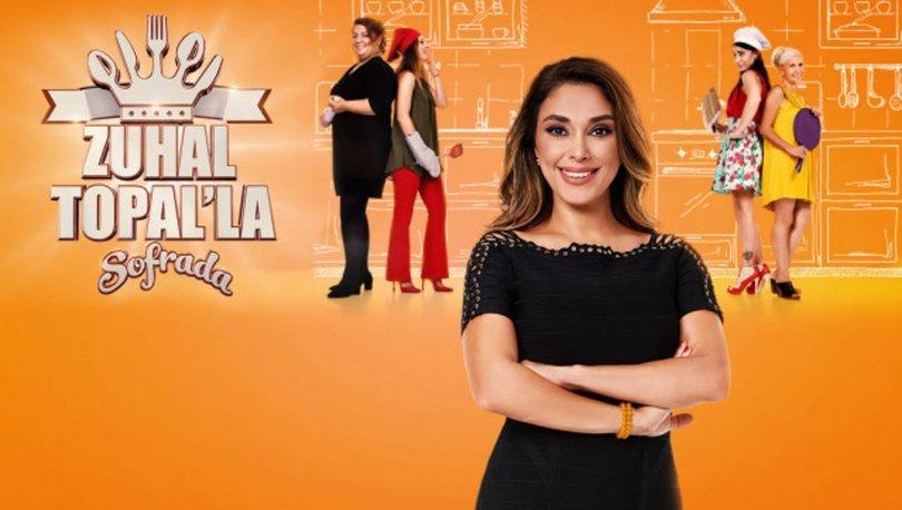 Zuhal Topal'la Sofrada'nın bu haftaki yarışmacıları 5- 9 Kasım