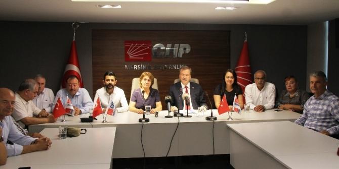 """Aktay, """"Adayımız CHP ilke ve değerleriyle yoğrulmuş biri olacak"""""""
