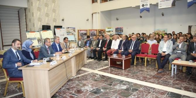 Harput'ta restorasyon çalışmaları masaya yatırıldı