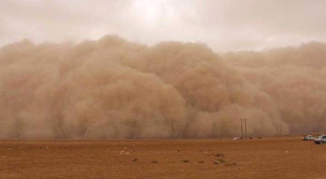 Meteoroloji'den Marmara'ya toz bulutu uyarı!