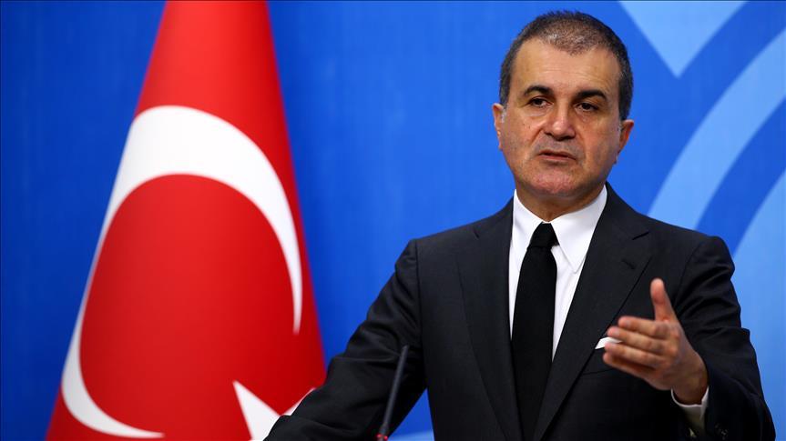 AK Parti Sözcüsü Ömer Çelik'ten Cemal Kaşıkçı açıklaması