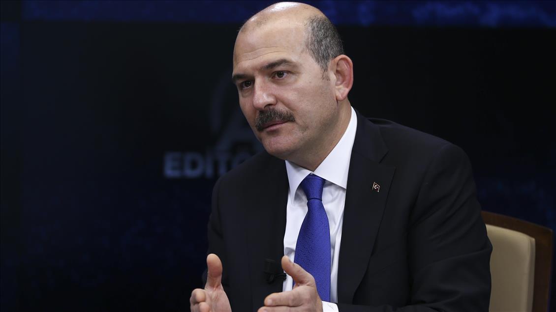 İçişleri Bakanı Soylu: ''Kaşıkçı olayı sadece bizim meselemiz değil''