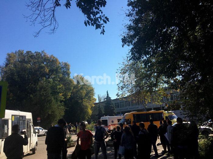 Kırım'da patlama! Çok sayıda ölü ve yaralılar  var!