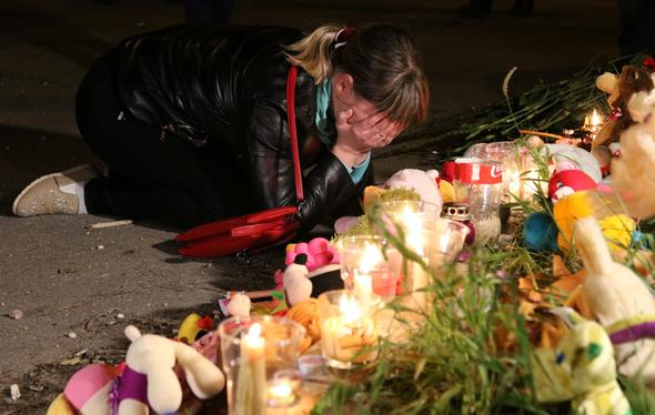 Kırım'da okulda yaşanan dehşet katliamdan sonra 3 gün yas ilan edildi