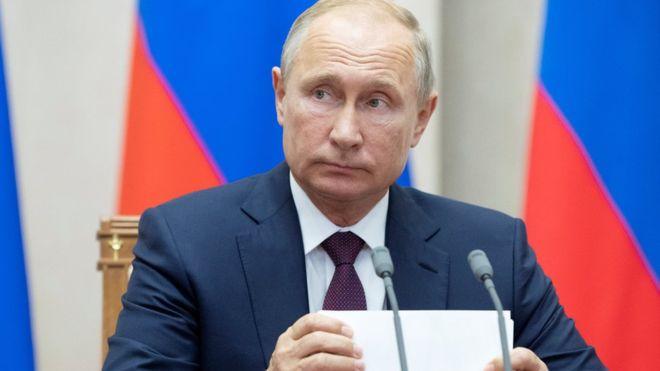 Putin'den Kaşıkçı açıklaması: Sorumluluk ABD'nin