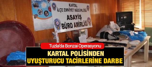 Tuzla'da Gaz Maskeli Bonzai Çetesi