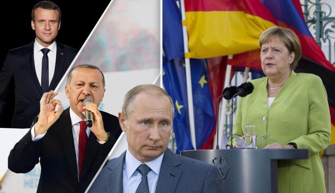 İstanbul'da Suriye zirvesi düzenlenecek!