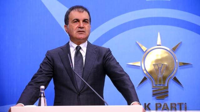 """AK Parti sözcüsü Çelik'ten Kaşıkçı açıklaması """" Açığa çıkartmak namus borcumuzdur"""""""