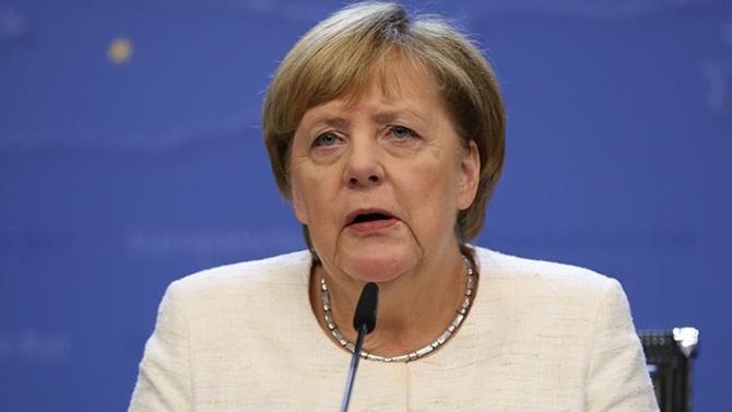 Merkel'den Kaşıkçı açıklaması: Asla kabul etmiyorum