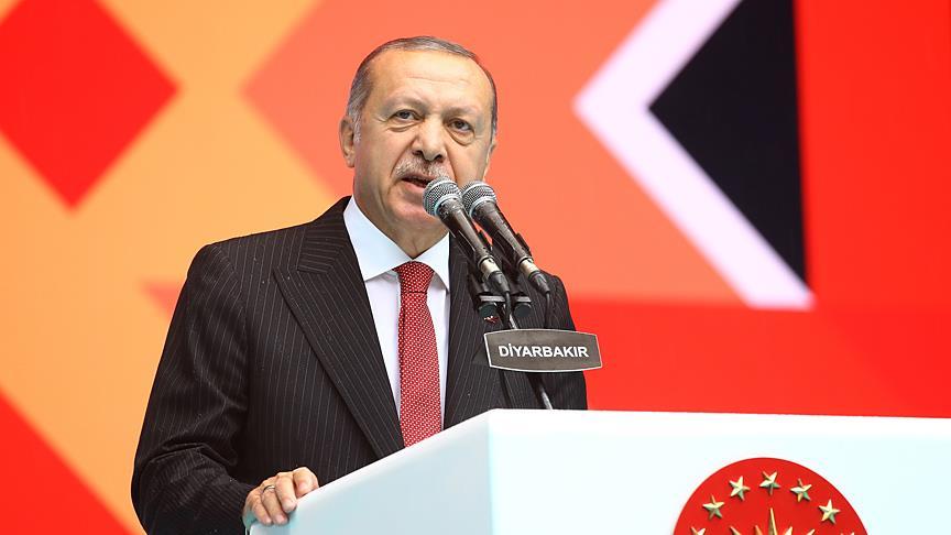 Başkan Erdoğan: Fırsatçıları unutmayacağız