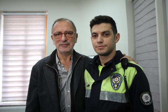 Fatih Altaylı o polisten özür diledi