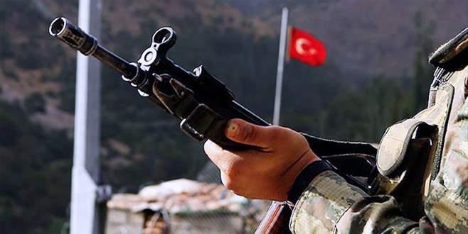 Hakkari'den acı haber: 1 asker şehit düştü