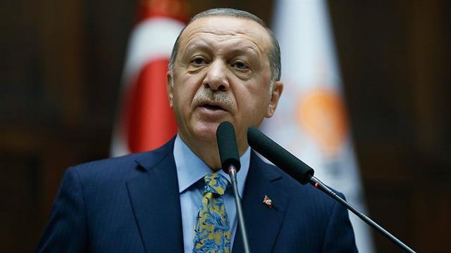 Cumhurbaşkanı Erdoğan'dan 'Andımız!' tepkisi