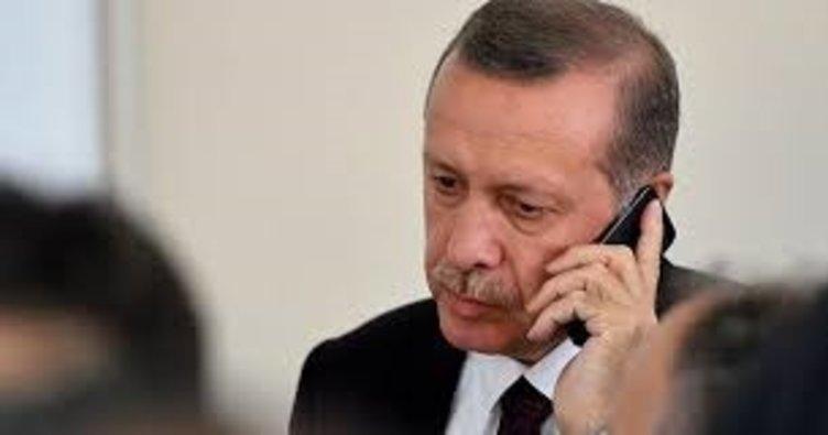 Erdoğan, Kaşıkçı'nın ailesini aradı