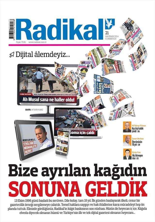 Radikal Gazetesi