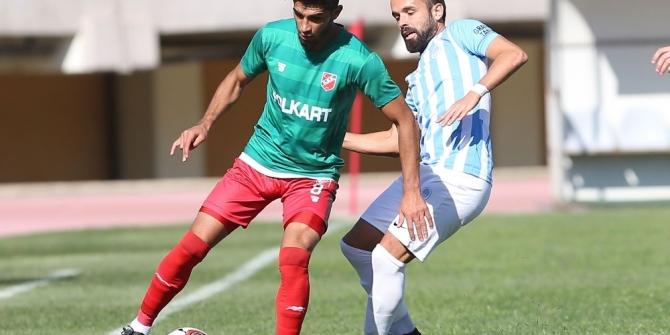 Spor Toto 3. Lig 2. Grup: Karşıyaka 1 - 0 Pazarspor