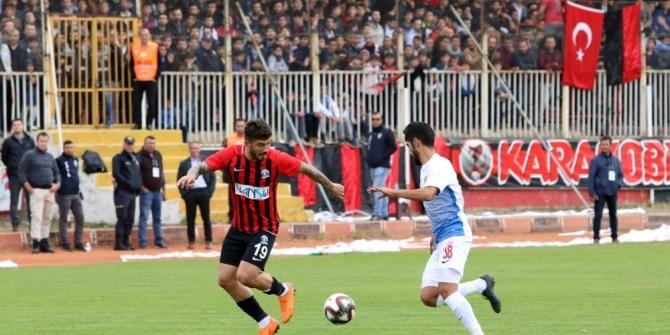 TFF 3. Lig: Van Büyükşehir Belediyespor: 1 - Bergama Belediyespor: 0