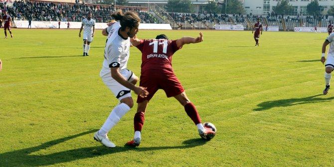 Tokatspor - Etimesgut Belediyespor:0-3