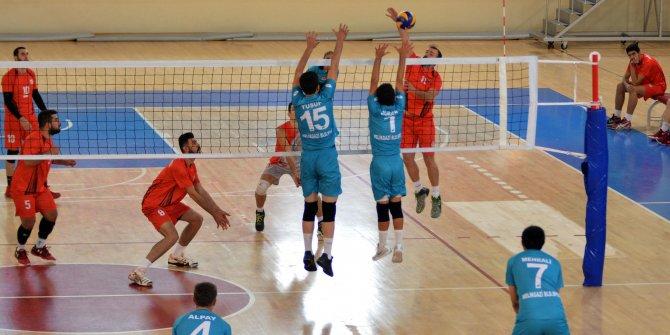 Melikgazi Belediyespor - Bafra Belediyespor: 3-0