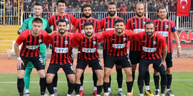 Van BŞB. - Bergama Belediyespor: 1-0
