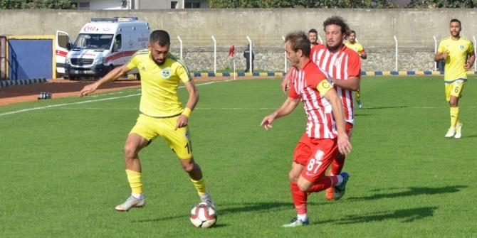 TFF 3. Lig: Fatsa Belediyespor: 3 - HEASK: 1