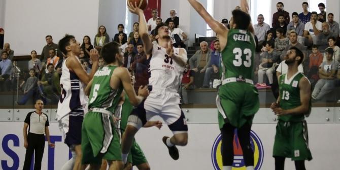 TED Ankara Kolejliler: 70 - Darüşşafaka Basketbol: 78