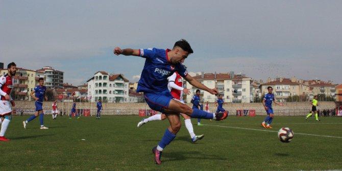 Niğde Anadolu FK - Yılport Samsunspor: 0-1