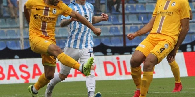 Spor Toto 1. Lig: Adana Demirspor: 1 - Afjet Afyonspor: 0