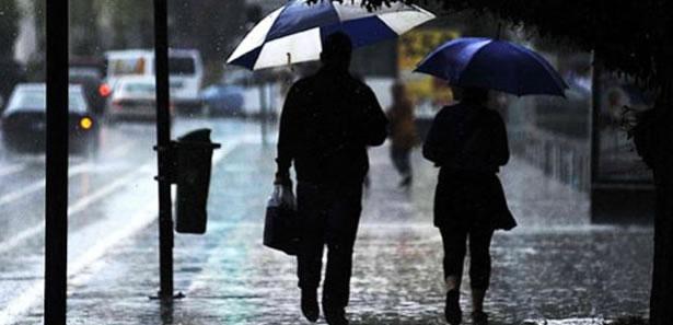 Bugün hava nasıl olacak? 5 Kasım Pazartesi hava durumu