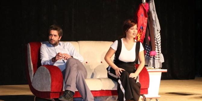 Yozgat'ta 'Küçük Bir Aşk Masalı' sahnelendi