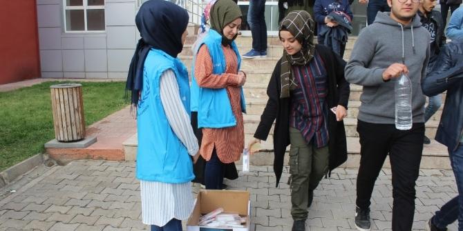 Erzincan'da Genç Dönüşüm Projesi'ne ilgi
