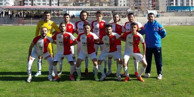 Nevşehir 1.Amatör Lig'de ikinci hafta maçları oynandı