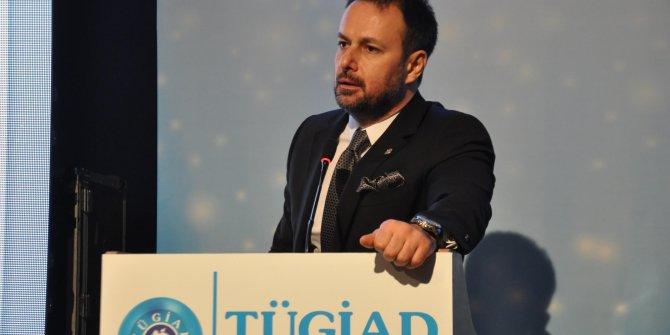 TÜGİAD Başkanı Yücelen: Türkiye'de şirket kuruluşunda hedef tam dijitalleşme olmalı