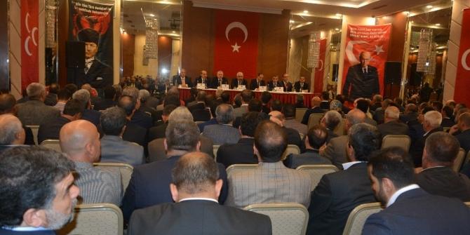 MHP Gaziantep İl Divan Toplantısı gerçekleştirildi