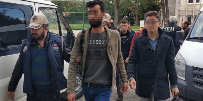 Samsun'da FETÖ'den 9 asker adliyeye sevk edildi