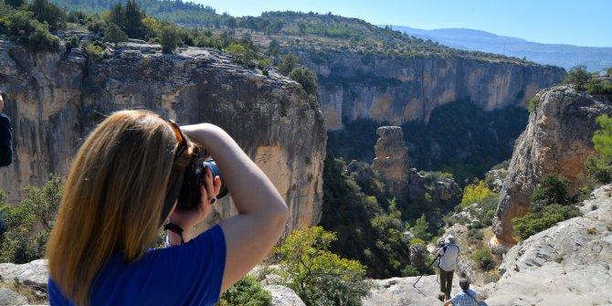 Kargıcak Kanyonu turizme kazandırılıyor