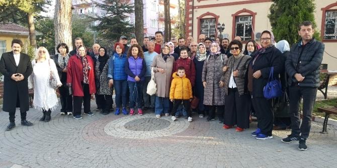 Eskişehir Anadolu Kültür ve Dayanışma Derneği'nden tarih ve kültür kokan gezi