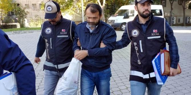 """FETÖ'nün """"Samsun bölge avukatlar sorumlusu"""" yakalandı"""