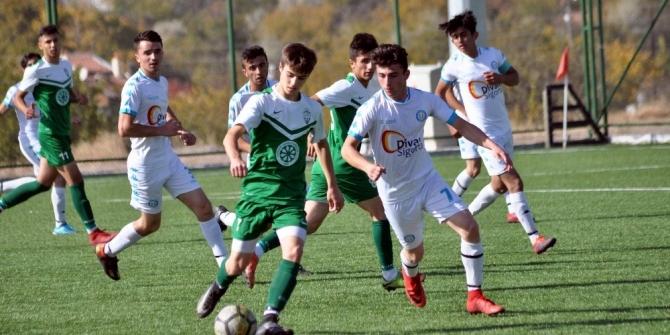 Birinci Amatör Küme U-19 Ligi 3.Hafta