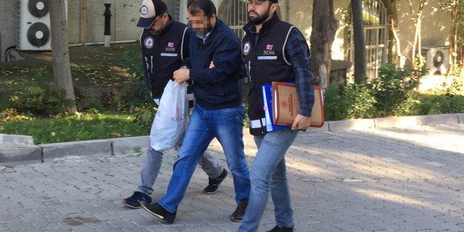 FETÖ'nün avukatlardan sorumlu imamı yakalandı