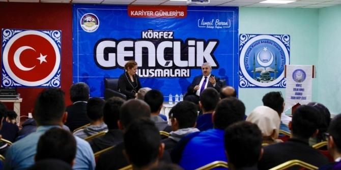 """Başkan Baran, """"Bu ülkenin en büyük sermayesi sizlersiniz"""""""