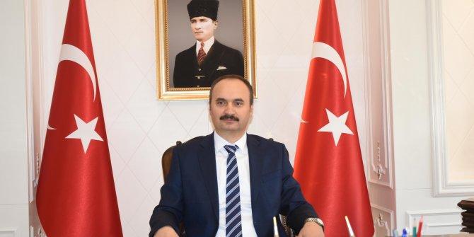 Edirne Valisi Ekrem Canalp, görevine başladı