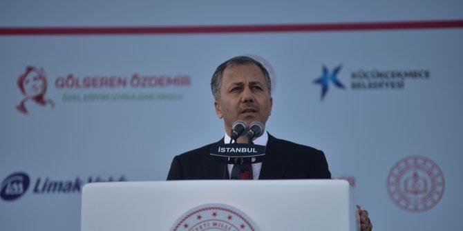 Vali Yerlikaya İstanbul'da ilk resmi programında konuştu