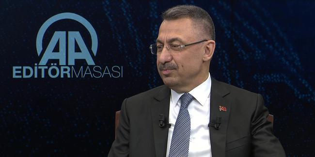 Cumhurbaşkanı Yardımcısı Oktay'dan Kaşıkçı açıklaması