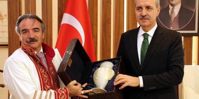 AK Partili Kurtulmuş: Dünya yeni bir dengesizliğin öncesinde