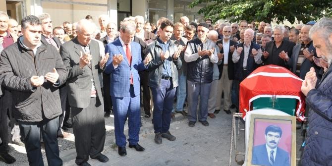 İsmail Karakuyu, son yolculuğuna uğurlandı