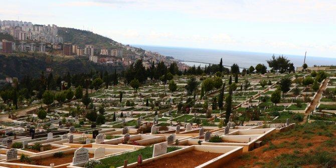 Trabzon Büyükşehir'den 'mezarlık' açıklaması: Alınan karar yanlış yorumlanmış